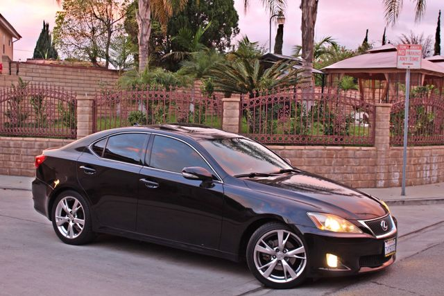 2009 Lexus IS 250 FULLY LOADED NAVIGATION AUTOMATIC 88K MLS 1-OWNER A/C SERIVCE RECORDS Woodland Hills, CA 7