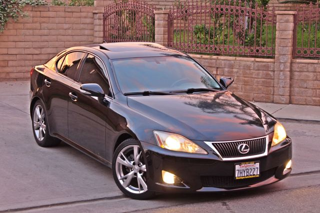 2009 Lexus IS 250 FULLY LOADED NAVIGATION AUTOMATIC 88K MLS 1-OWNER A/C SERIVCE RECORDS Woodland Hills, CA 8