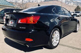 2009 Lexus IS 250 IS 250 6-Speed Sequential LINDON, UT 5