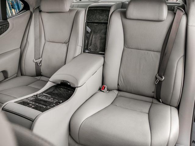 2009 Lexus LS 600h L Hybrid Burbank, CA 11