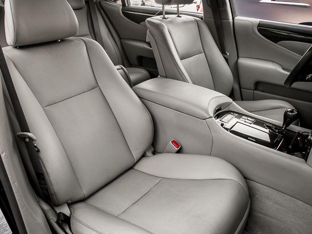 2009 Lexus LS 600h L Hybrid Burbank, CA 18