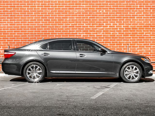 2009 Lexus LS 600h L Hybrid Burbank, CA 4