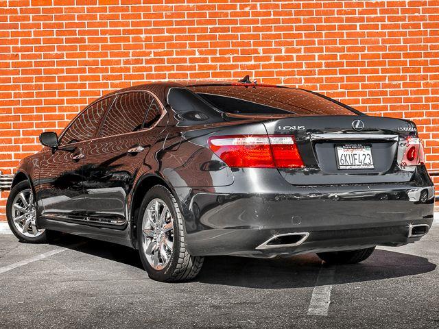 2009 Lexus LS 600h L Hybrid Burbank, CA 7