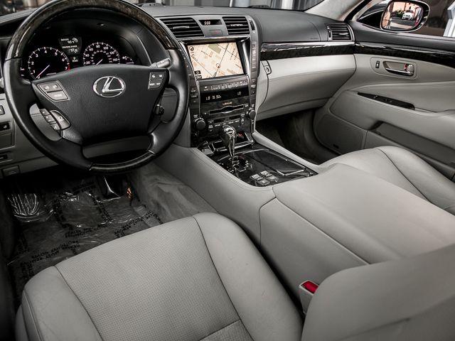 2009 Lexus LS 600h L Hybrid Burbank, CA 9