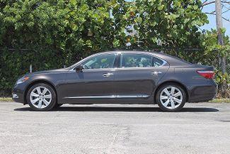2009 Lexus LS 600h L Hybrid Hollywood, Florida 9