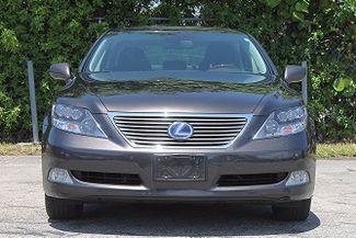 2009 Lexus LS 600h L Hybrid Hollywood, Florida 12