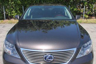 2009 Lexus LS 600h L Hybrid Hollywood, Florida 51