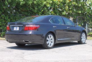 2009 Lexus LS 600h L Hybrid Hollywood, Florida 4