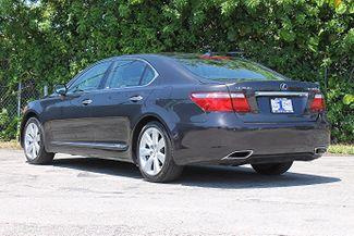 2009 Lexus LS 600h L Hybrid Hollywood, Florida 7