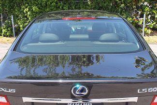 2009 Lexus LS 600h L Hybrid Hollywood, Florida 52