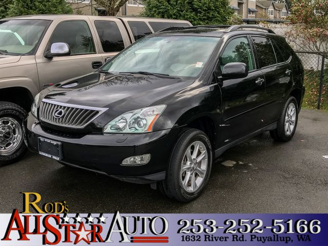 2009 Lexus RX 350 AWD The CARFAX Buy Back Guarantee that comes with this vehicle means that you ca