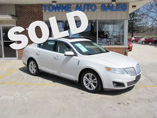 2009 Lincoln MKS AWD | Medina, OH | Towne Cars in Ohio OH