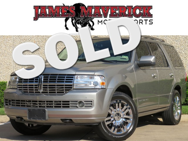 2009 Lincoln Navigator ELITE ULTIMATE PACKAGE FULLY LOADED ELITE PACKAGE Loaded to the gills