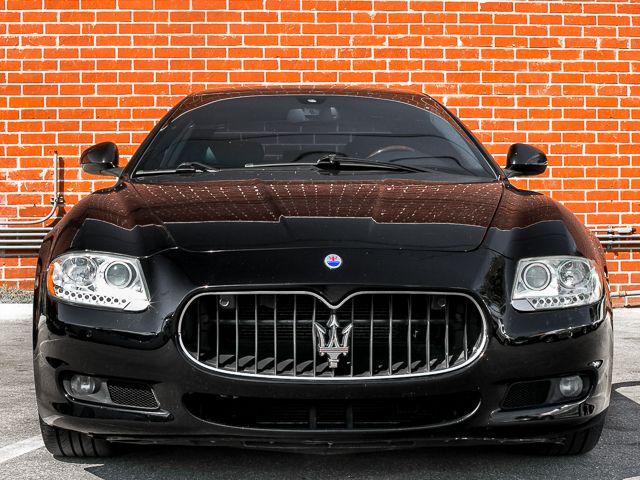 2009 Maserati Quattroporte Burbank, CA 1