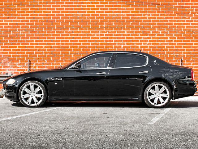 2009 Maserati Quattroporte Burbank, CA 7