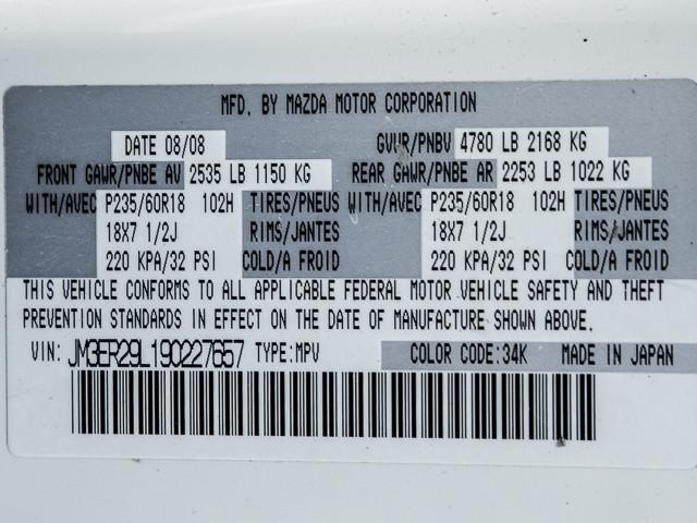 2009 Mazda CX-7 Grand Touring Burbank, CA 18