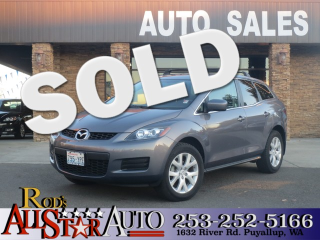 2009 Mazda CX-7 Sport The CARFAX Buy Back Guarantee that comes with this vehicle means that you ca