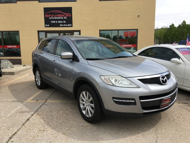 used mazda cx 9 for sale in idaho falls id 2 267 cars. Black Bedroom Furniture Sets. Home Design Ideas