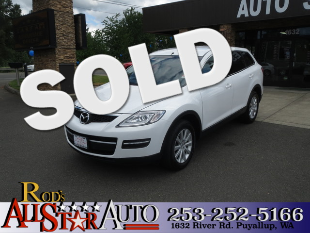 2009 Mazda CX-9 Touring The CARFAX Buy Back Guarantee that comes with this vehicle means that you