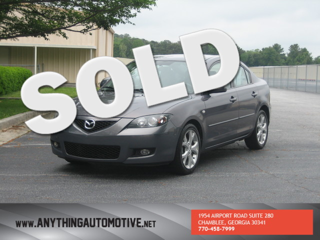 2009 Mazda Mazda3 i Touring Value Chamblee, Georgia 0