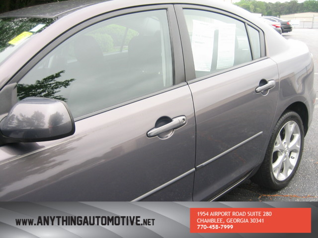 2009 Mazda Mazda3 i Touring Value Chamblee, Georgia 10