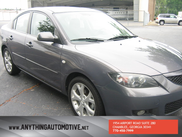 2009 Mazda Mazda3 i Touring Value Chamblee, Georgia 12