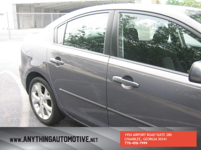 2009 Mazda Mazda3 i Touring Value Chamblee, Georgia 13