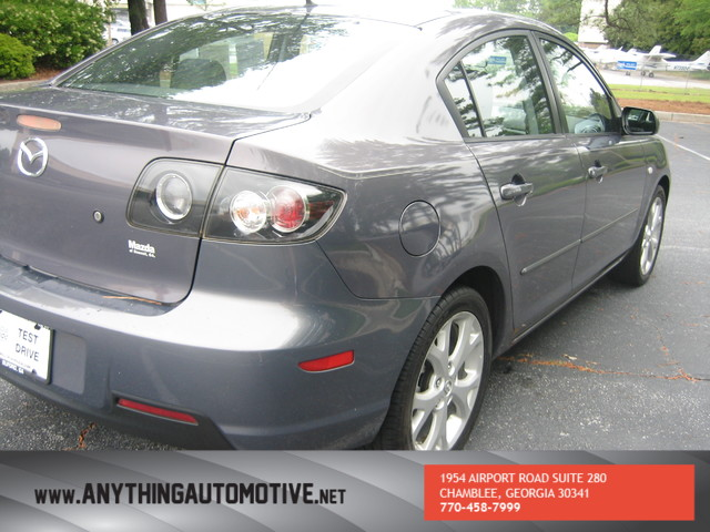 2009 Mazda Mazda3 i Touring Value Chamblee, Georgia 14