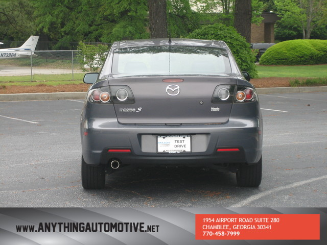 2009 Mazda Mazda3 i Touring Value Chamblee, Georgia 3
