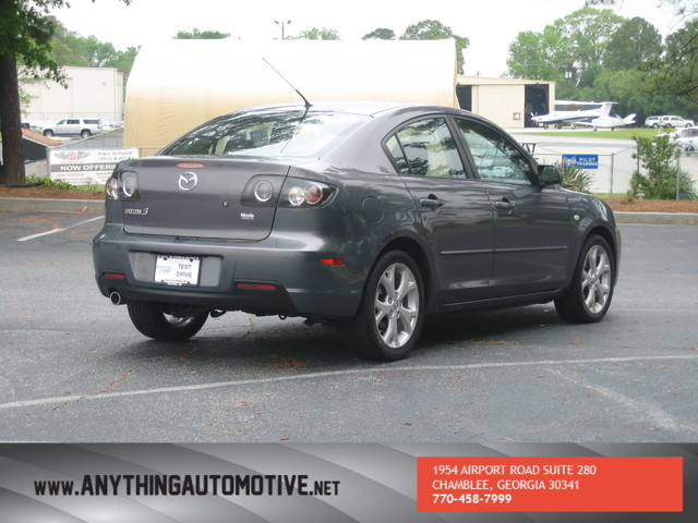 2009 Mazda Mazda3 i Touring Value Chamblee, Georgia 4