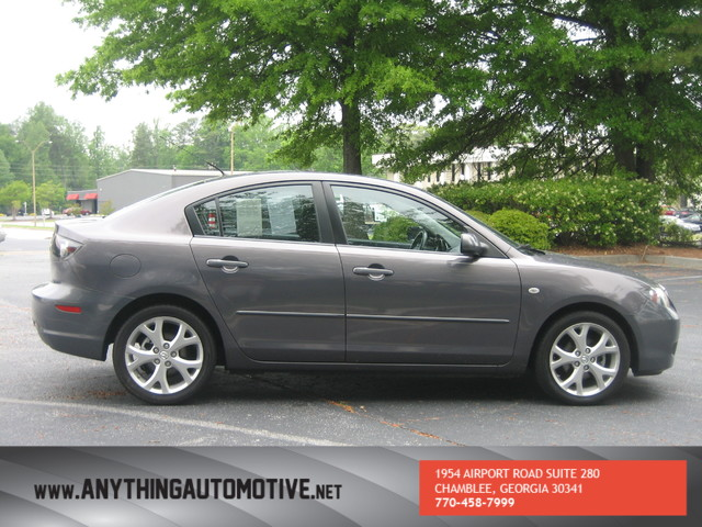 2009 Mazda Mazda3 i Touring Value Chamblee, Georgia 5