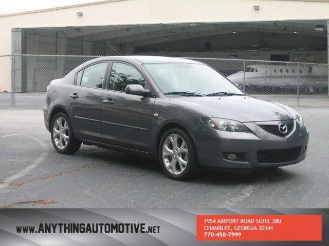 2009 Mazda Mazda3 i Touring Value Chamblee, Georgia 6