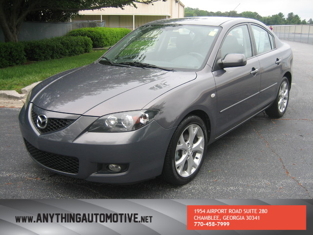 2009 Mazda Mazda3 i Touring Value Chamblee, Georgia 9
