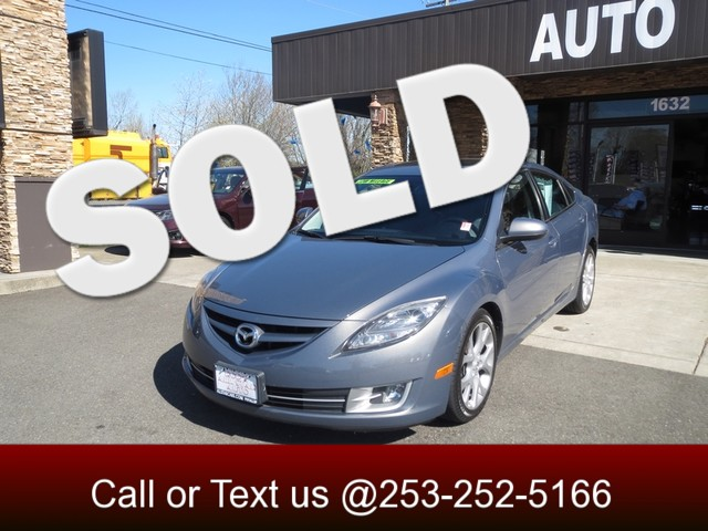 2009 Mazda Mazda6 s Grand Touring The CARFAX Buy Back Guarantee that comes with this vehicle means