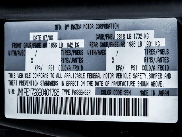 2009 Mazda RX-8 Grand Touring Burbank, CA 10