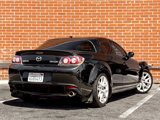 2009 Mazda RX-8 Grand Touring Burbank, CA 5