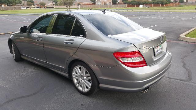 2009 Mercedes-Benz C300 3.0L Sport Arlington, Texas 8