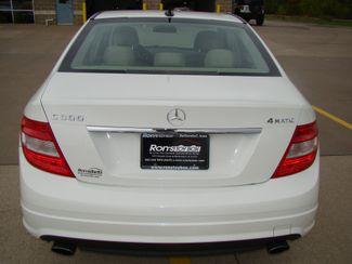 2009 Mercedes-Benz C300 4 Matic 3.0L Sport Bettendorf, Iowa 22