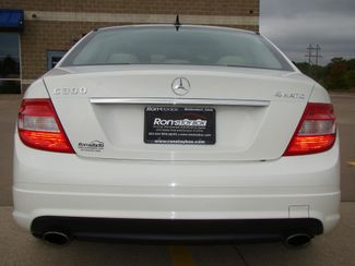 2009 Mercedes-Benz C300 4 Matic 3.0L Sport Bettendorf, Iowa 5