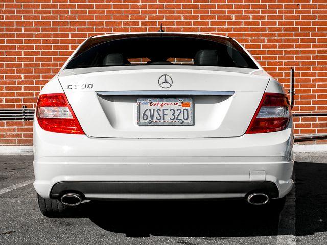 2009 Mercedes-Benz C300 3.0L Sport Burbank, CA 3