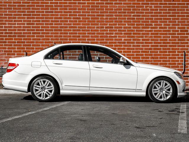 2009 Mercedes-Benz C300 3.0L Sport Burbank, CA 4