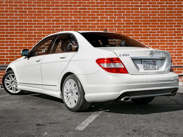 2009 Mercedes-Benz C300 3.0L Sport Burbank, CA 7