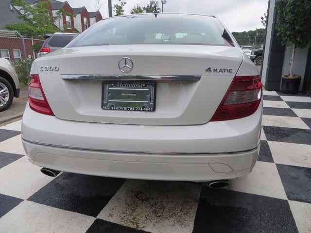 2009 Mercedes-Benz C300 3.0L Sport Charlotte-Matthews, North Carolina 26