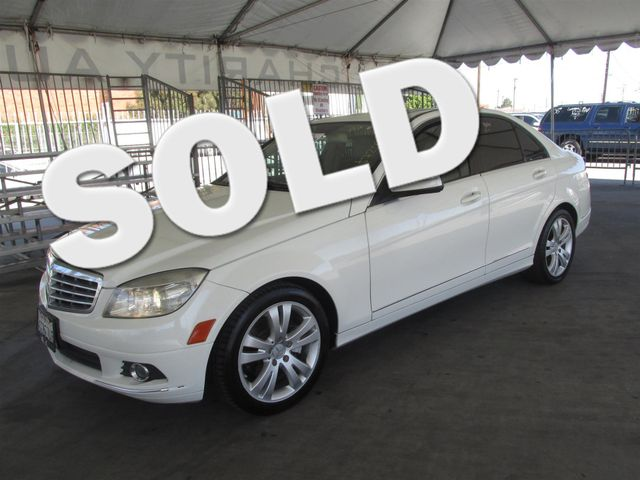 2009 Mercedes C300 30L Sport Please call or e-mail to check availability All of our vehicles a