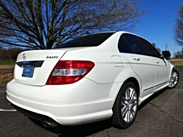 2009 Mercedes-Benz C300 3.0L Luxury Leesburg, Virginia 2