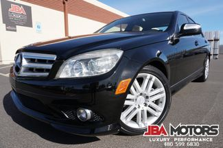2009 Mercedes-Benz C300 Sport Package C Class 300 Sedan | MESA, AZ | JBA MOTORS in Mesa AZ