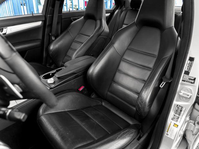 2009 Mercedes-Benz C63 6.3L AMG Burbank, CA 10