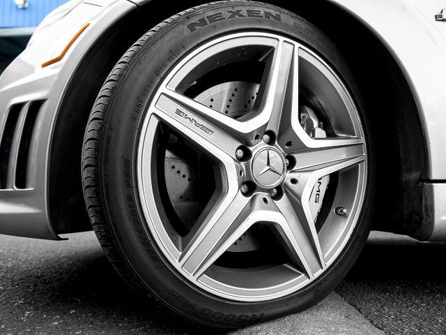 2009 Mercedes-Benz C63 6.3L AMG Burbank, CA 21