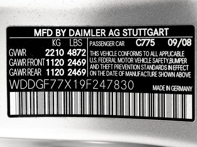 2009 Mercedes-Benz C63 6.3L AMG Burbank, CA 28