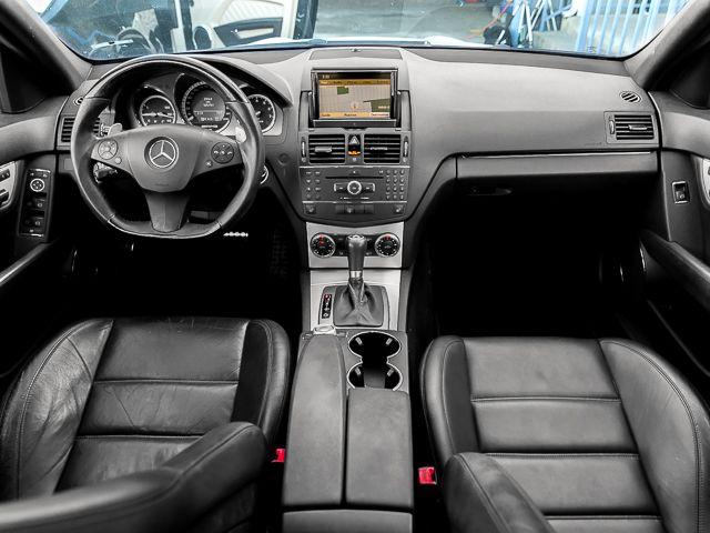 2009 Mercedes-Benz C63 6.3L AMG Burbank, CA 8